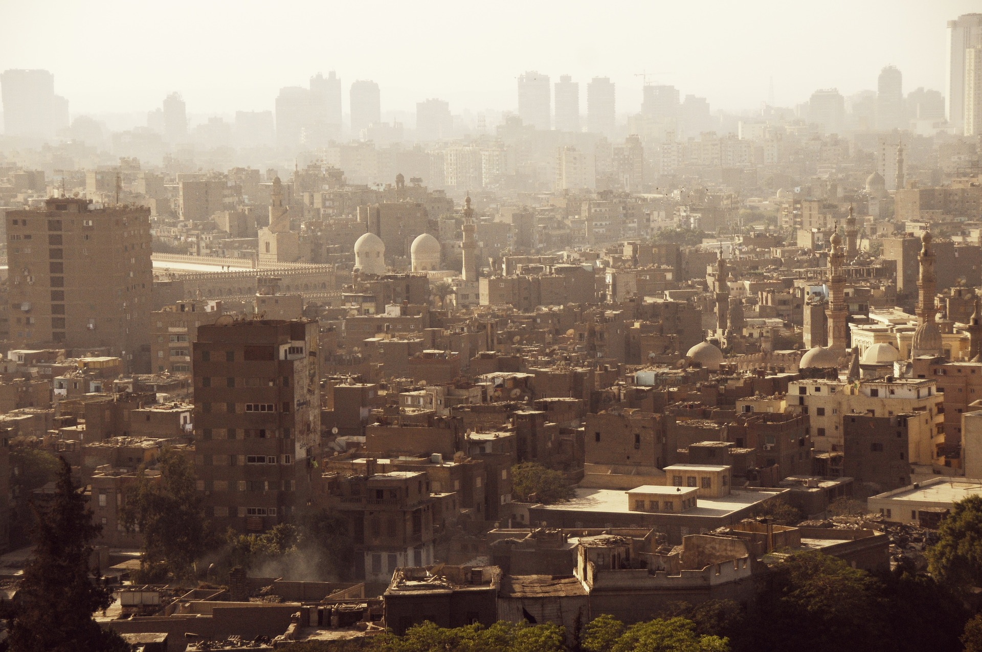 Inefficient urban planning