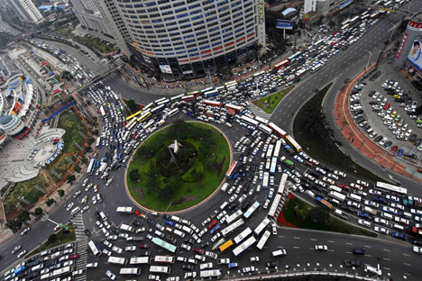 Traffic congestion solution